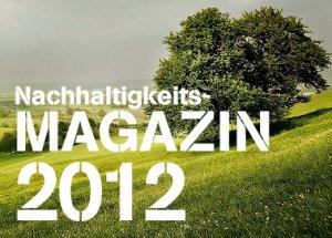 Der Nachhaltigkeitsbericht 2012 von ENTEGA und HSE