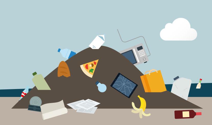 Müllvermeidung Tipps