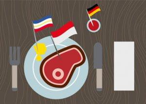 Lokal statt global: Regionale Produkte liegen im Trend.