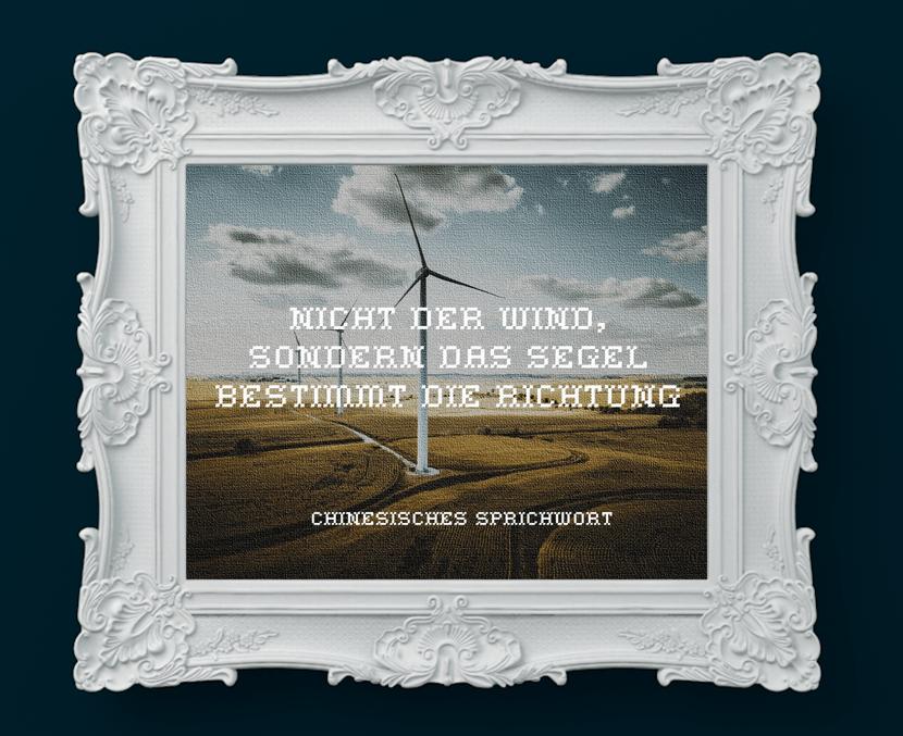 Stromversorgung Windkraft