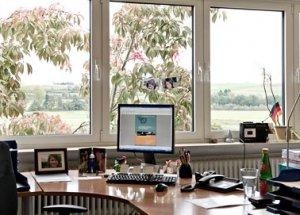 Umweltschutz im Büro: Energie sparen und Kosten senken.