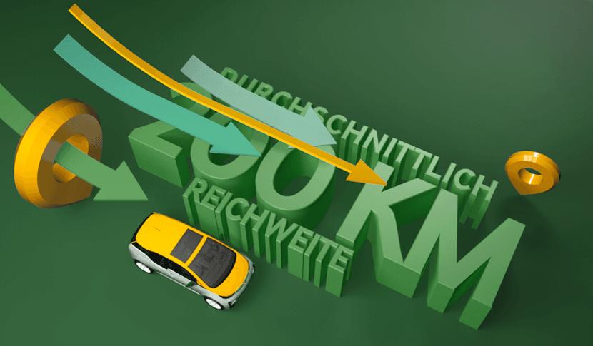 Betriebskosten Elektroauto Reichweite
