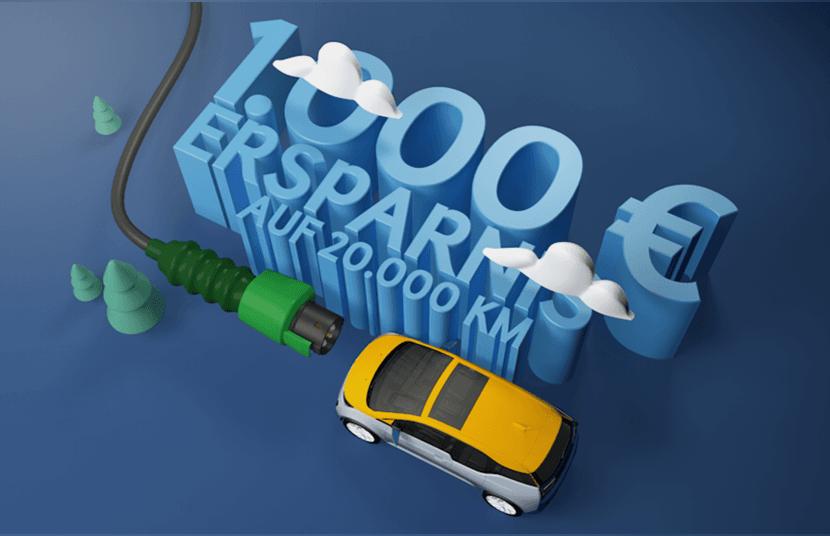 Betriebskosten Elektroauto sparen