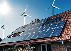 Die Energieversorgung der Zukunft.