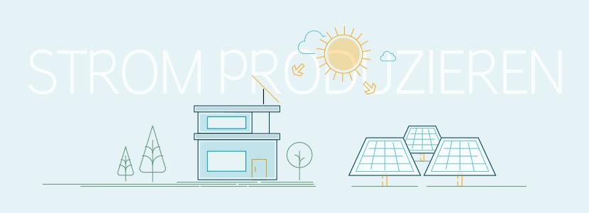 Energiewende in Deutschland: Solarstrom und Photovoltaikanlage