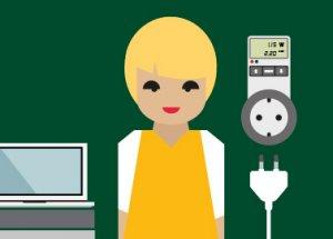 Stromverbrauch messen im Haushalt: das Strommessgerät und ich.