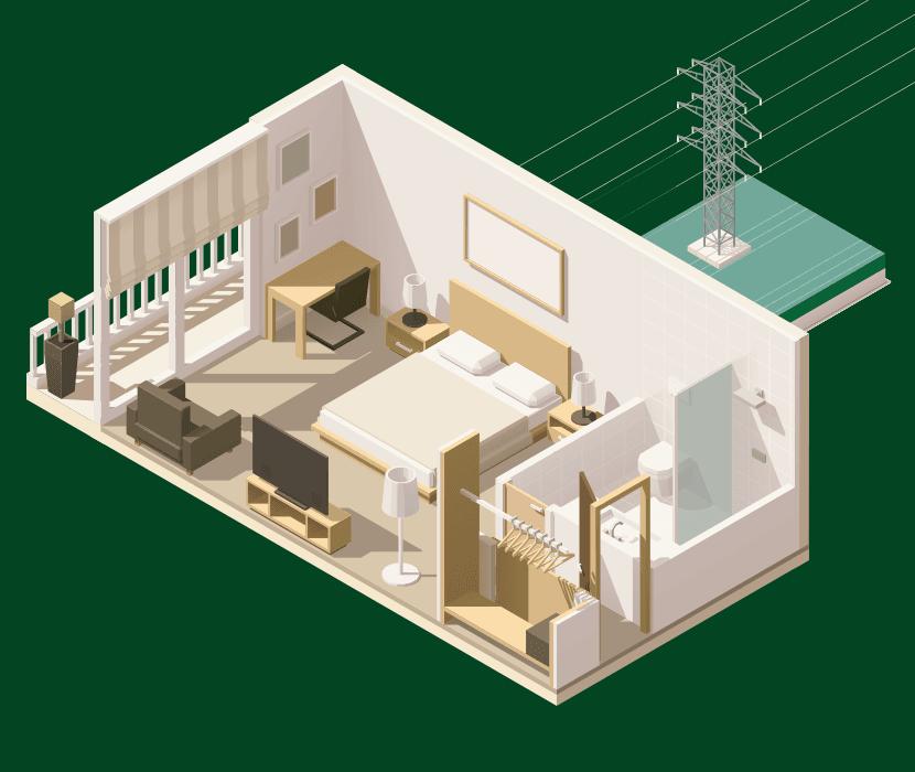 Erste eigene Wohnung wann Strom anmelden