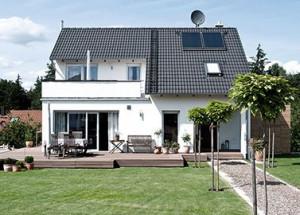 Gasverbrauch eines Einfamilienhauses berechnen.