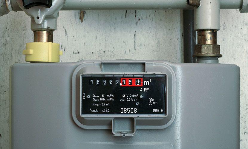 Gasverbrauch Einfamilienhaus mit Warmwasser