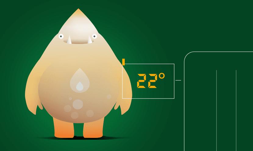 Gasverbrauch schätzen – Wachstumsschub in der Heizsaison