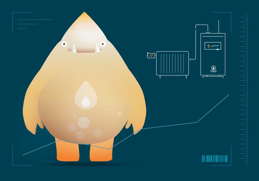 Gasverbrauch schätzen – Der Gasverbrauch, das unbekannte Wesen