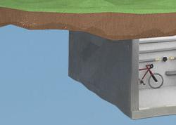 Kellerisolierung: Gegen kalte Füße und Energieverlust.