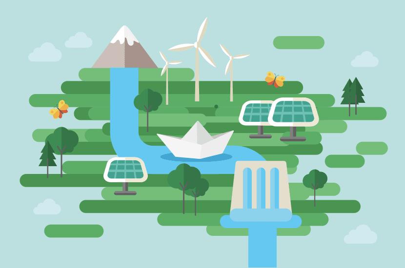 Klimaschutz Strom