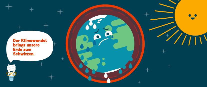 Klimawandel für Kinder: Klima, CO2, Treibhauseffekt
