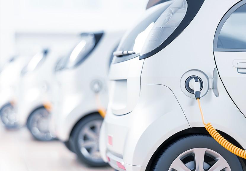 Ladestationen Elektroautos