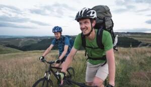 nachhaltig reisen Fahrrad