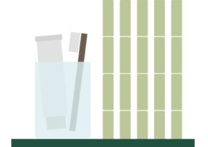 Nachhaltige Geschenke zu Weihnachten: Zahnbürste