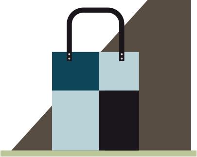 Nachhaltige Geschenke zu Weihnachten: Frauen-Tasche