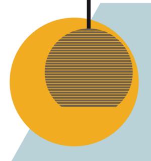 Nachhaltige Geschenke zu Weihnachten: Lampe