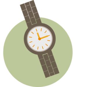 Nachhaltige Geschenke zu Weihnachten: Uhr