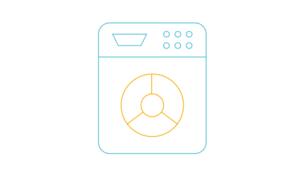 Nachhaltige Mode Waschmaschine