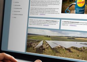 Jetzt online: Der ENTEGA Nachhaltigkeitsbericht 2018