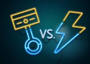 Ökobilanz: Elektroauto vs. Verbrenner.