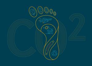 Ökologischer Fußabdruck: So einfach können Sie CO<sub>2</sub> einsparen.