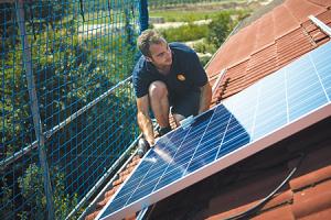 Südwestliche Dachausrichtung – Sonne satt für die Photovoltaik-Anlage