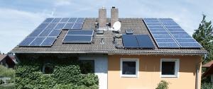 Ökostrom dank Solartechnik