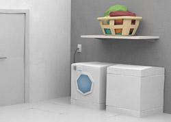 Waschmaschine und Wäschetrockner: Richtig waschen und trocknen.