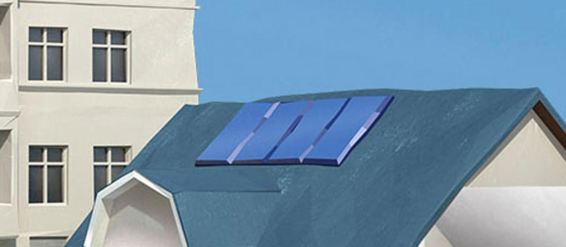 Energie sparen mit Strom vom eigenen Dach