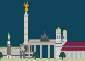 Städtereisen Deutschland: Tipps für umweltfreundliche Trips.