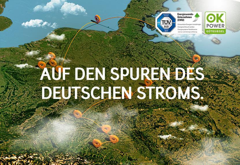 Strom in Deutschland: wichtige Standorte rund um den deutschen Strom