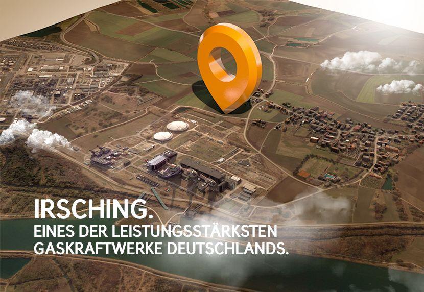 Strom Deutschland Irsching
