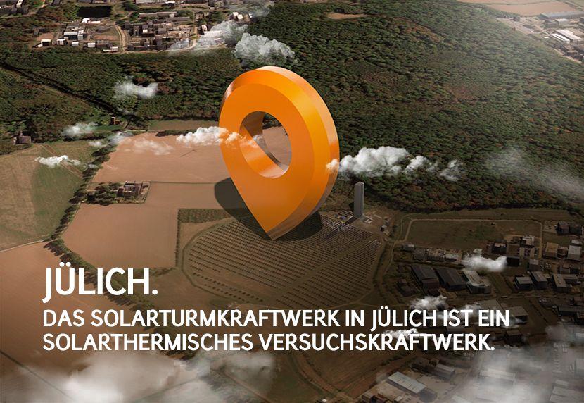 Strom Deutschland Jülich
