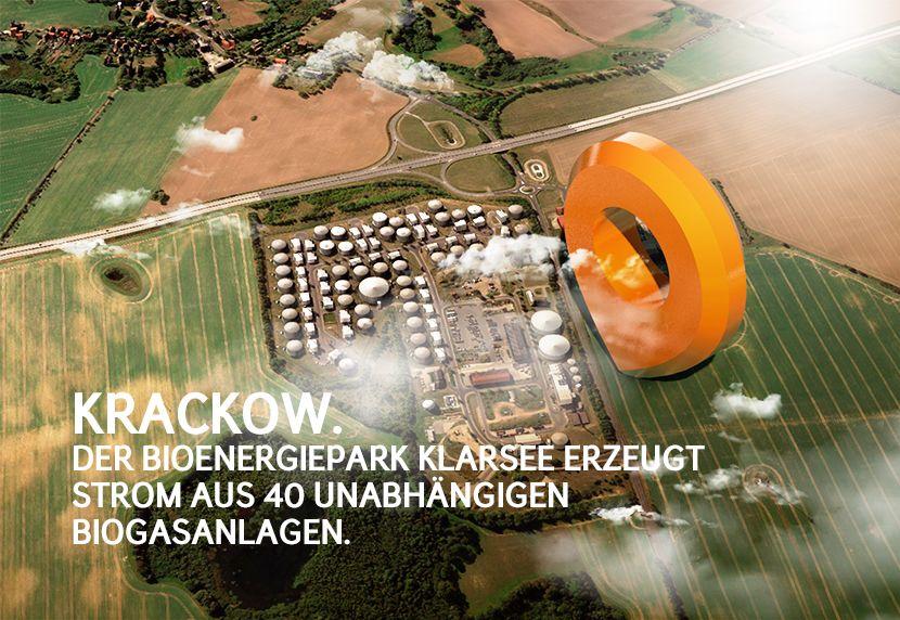 Strom Deutschland Krackow