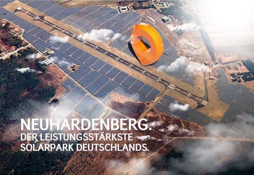 Strom Deutschland Neuhadenberg
