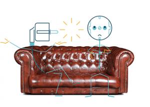 Heute beim Paartherapeuten: Führt Stromabschaltung zu fehlender Spannung?