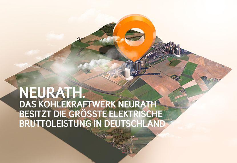 Stromerzeugung Deutschland Neurath