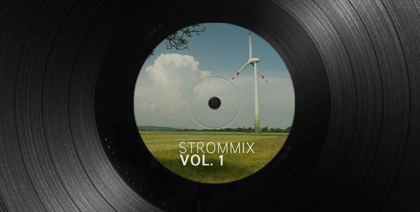 Strommix Deutschland Hitliste