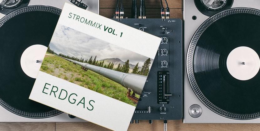 Strommix Deutschland Erdgas