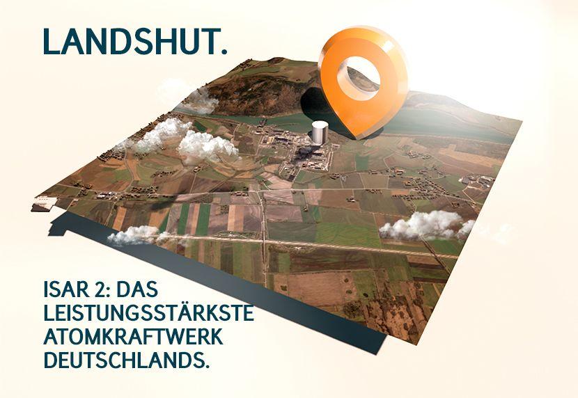 Stromnetz Deutschland Landshut