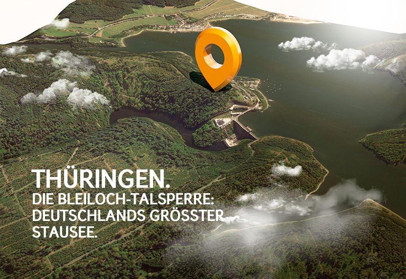 Stromnetz Deutschland Thüringen
