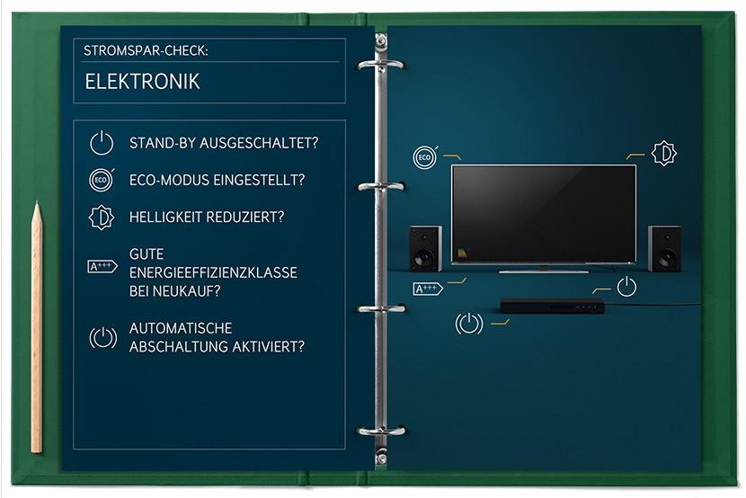 Stromspar-Check Elektronik