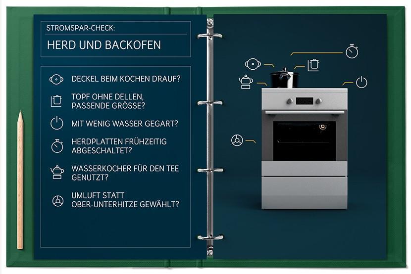 Stromspar-Check Küche