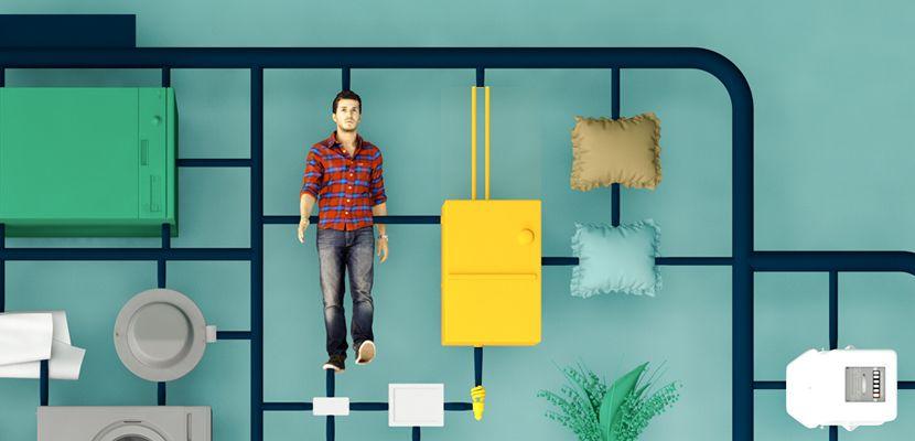 stromverbrauch im 1 personenhaushalt 60 qm. Black Bedroom Furniture Sets. Home Design Ideas