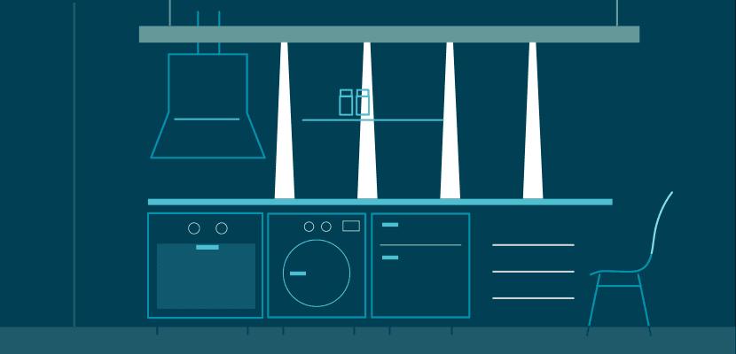 Stromverbrauch Küche