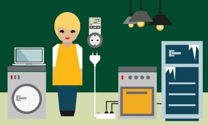 Stromverbrauch Von Geräten Messen: Stromfresser Im Haushalt Finden ...