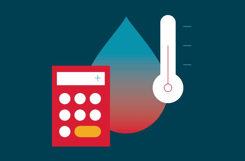 Warmwasser Kosten